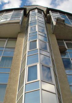 Тонування вікон