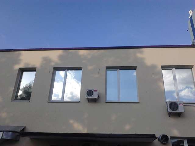 Фото тонування вікна